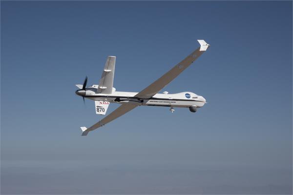 खोज और बचाव कार्य के लिए NASA ने बनाया मानव रहित ड्रोन