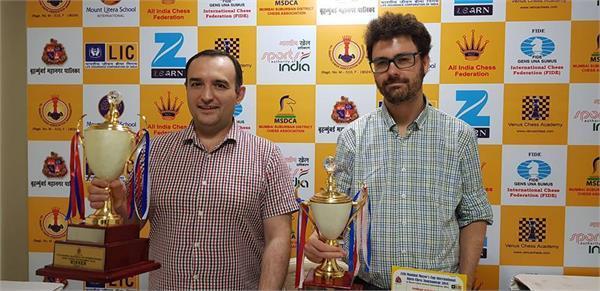 11th mumbai mayors cup 2018