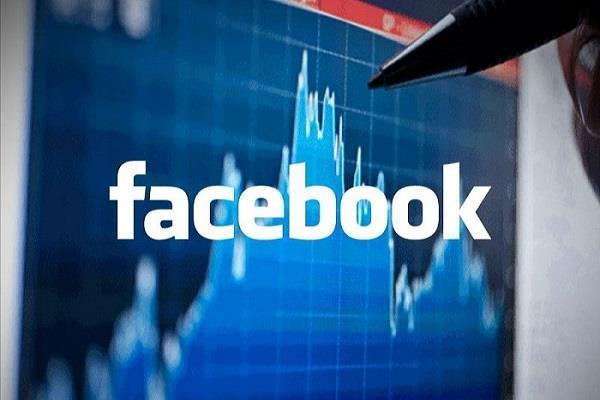 फेसबुक के शेयरों में आई ऐतिहासिक गिरावट, 83 खरब रुपए का नुकसान