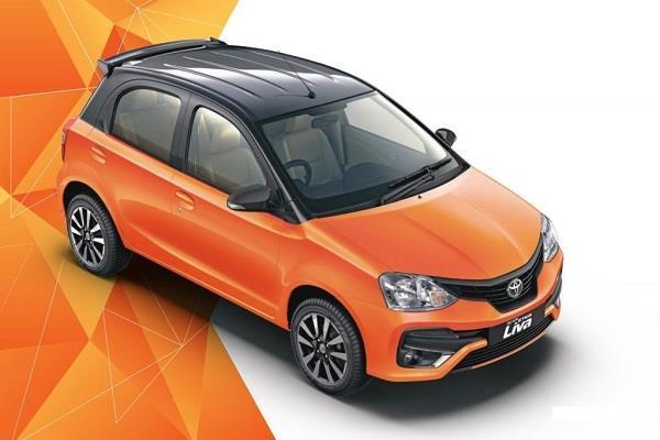 नए ड्यूल टोन कलर में पेश हुई Toyota Etios Liva, जानें खासियत