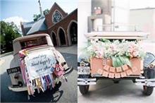 Wedding Decor: वैन्यू और मंडप ही नहीं, कार डैकोरेशन भी होनी...