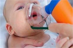 शिशु को श्वसन संबंधी बीमारी होने पर दिखते हैं ये 5 लक्षण
