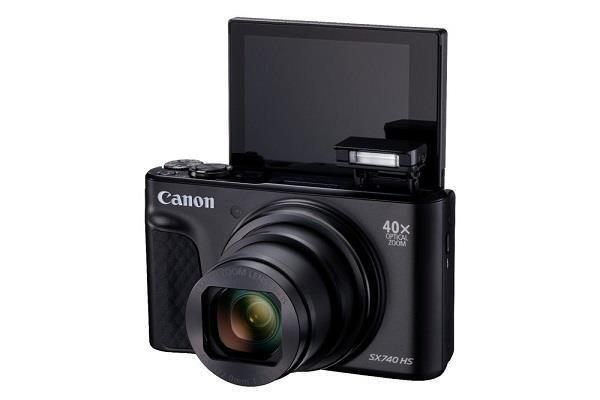 4K वीडियो रिकॉर्डिंग और 40x जूम के साथ अाया Canon का नया कैमरा