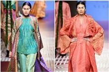 डिजाइनर सुनीता शंकन ने कांजीवरम साड़ियों को दिया वैस्टर्न टच