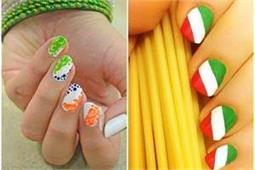 'Independence Day' पर ट्राई करें ये यूनिक और ट्रैंडी नेल आर्ट डिजाइन्स