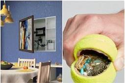 घर में कीमती चीजें और पैसे छिपाने के लिए यहां से लें ढेरों Innovative Ideas