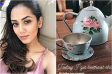 प्रेग्नेंसी में मीरा पी रही है यह चाय, फायदे जानकर आप भी...
