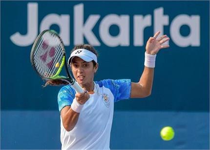 ब्रॉन्ज मेडल जीत अंकिता बनीं दूसरी महिला टेनिस खिलाड़ी