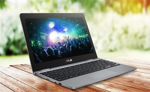 10 घंटे की बैटरी बैकअप के साथ अाया Asus का नया लैपटॉप