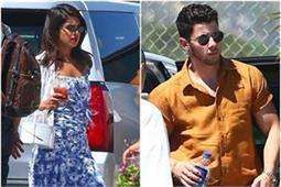 मंगेतर निक के साथ कुछ यूं एन्जॉय कर रही है Priyanka Chopra