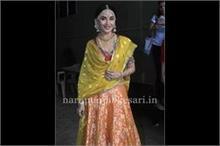 डांस दीवाने के सेट पर रेट्रो लुक में दिखीं Madhuri Dixit