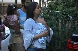 हॉस्पिटल से डिस्चार्ज हुईं मीरा, शाहिद के बेटे की पहली तस्वीर आई सामने