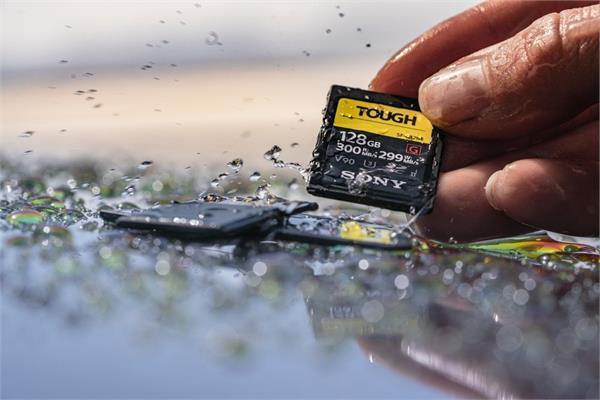 फोटोग्राफरों के लिए सोनी ने बनाए दुनिया के सबसे फास्टैस्ट मैमोरी कार्ड्स