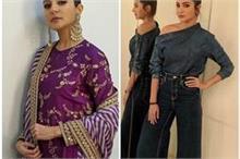 Trending Fashion : अनुष्का की 8 'सूई धागा' प्रमोशनल ड्रैसेज