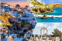 ग्रीस की खूबसूरती ही नहीं, अनोखे द्वीप भी आपको बना देंगे दीवाना