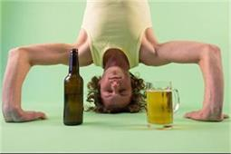 नियमित करेंगे बीयर योग तो तेजी से घटेेगा वजन