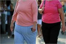 मोटापे के शिकार दिल्ली के 69 % लोगों को है हृदय रोग का...