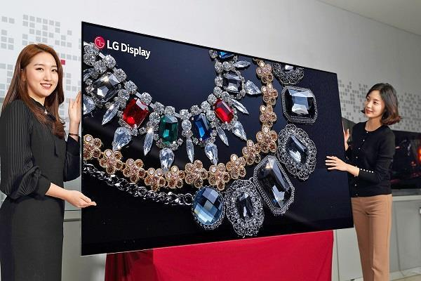 IFA 2018: LG ने पेश किया अपना पहला 8K OLED टीवी