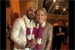 Watch Pics: अमेरिकन दुल्हन ने अपनी शादी में पहनी सब्यसाची की साड़ी - Nari