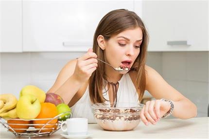 नाश्ते में मामूली बदलाव दिल की बीमारियों से करता है बचाव