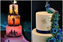 शादी हो या रिसेप्शन पार्टी, चूज करें ये ट्रैंडी केक-Nari