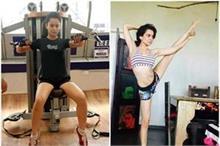 कंगना की सेक्सी फिगर का राज है 100 से ज्यादा योगासन - Nari