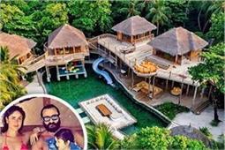 Vacation Diaries! जिस रिजॉर्ट में ठहरे हैं करीना-सैफ उसकी कीमत कर देगी आपको हैरान