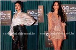 GQ Awards: रेड कार्पेट पर दीपिका ने बिखेरा जलवा, डिस्को ड्रैस में पहुंची सोनाक्षी, See Pics