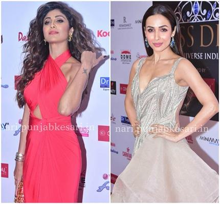 Miss Diva 2018: शिल्पा ने गॉर्जियस तो मलाइका ने दिखाई सेक्सी अदाएं