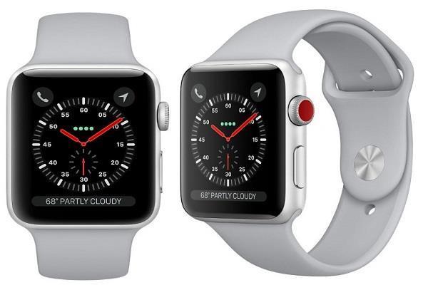 नई Apple वॉच की लांचिंग के बाद Watch Series 3 की कीमत में हुई कटौती