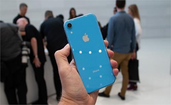 इस वजह से iPhone XS के एक महीने बाद अा रहा है iPhone XR