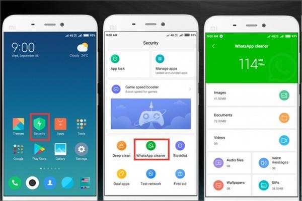शाओमी ने MIUI 10 अपडेट में शामिल किया नया व्हाट्सएप क्लीनर टूल
