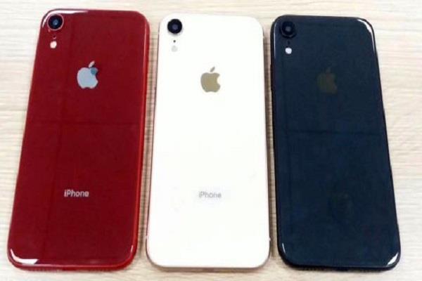 iPhone XS के बाद iPhone XC की कीमत हुई लीक