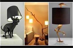 सिंपल कमरे को Lamp Decoration से बनाए स्पैशल