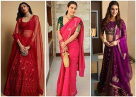 Karwa Chauth Special: बॉलीवुड दीवाज से लें परफेक्ट रंग के...
