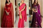 Karwa Chauth Special: बॉलीवुड दीवाज से लें परफेक्ट रंग के आउटफिट...