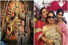 बॉलीवुड डीवाज ऐसे मना रही है नवरात्रि का त्यौहार, देखिए...
