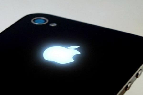 Apple आईफोन में अपने लोगो का इस्तेमाल करेगा नोटिफिकेशन लाइट की तरह