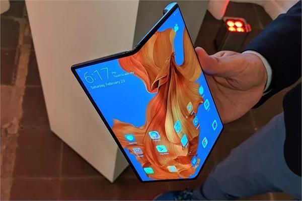 Huawei ने लॉन्च किया फोल्डेब्ल स्मार्टफोन, सैमसंग गैलेक्सी फोल्ड को देगा कड़ी टक्कर