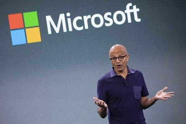 Microsoft के लिए Windows ऑपरेटिंग सिस्टम सबसे अहम नहीं : सत्या नडेला
