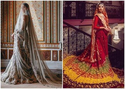 फैशनिस्ता पर्निया कुरैशी ने रचाई दूसरी शादी, 2 अलग लिबास में आई नजर