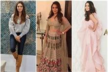 बर्थ-डे स्पैशल पर देखिए गौरी खान की बेस्ट 14 ड्रेसेज (See...