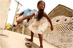 महाबलिपुरम की फीमेल स्केटबोर्डर कमली पर बनी फिल्म ऑस्कर के लिए चयनित