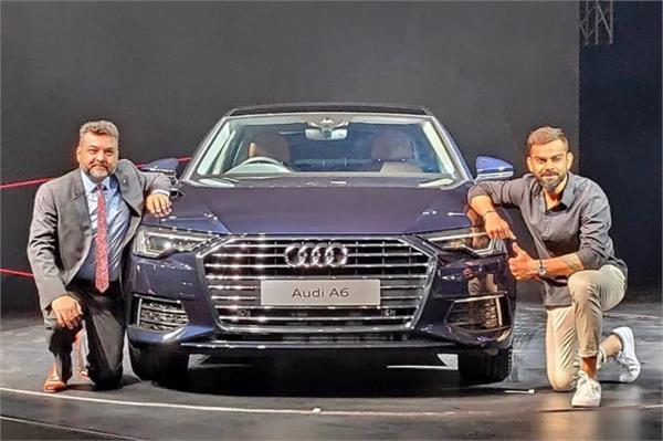 ऑडी ने भारत में लॉन्च की 2019 मॉडल A6, जानें क्या है कार में खास