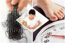 Women Health: इस बीमारी का इशारा गिरते बाल व बढ़ता वजन,...