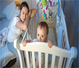 शिशु को जल्द सुलाने में काम आएंगे ये 5 बेस्ट तरीके