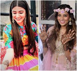 Karwa Chauth Special: करवा चौथ पर लगवाएं ये लेटेस्ट मेहंदी...