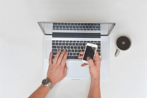 रिसर्चः मोबाइल पर हो चुकी है टाइपिंग की स्पीड कम्यूटर के बराबर