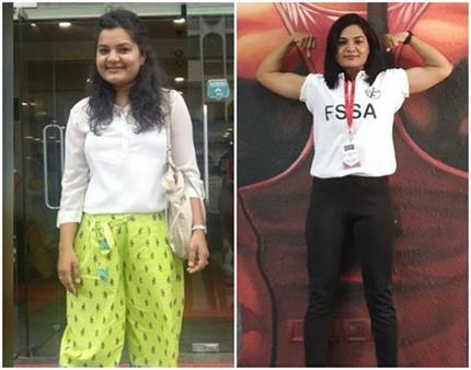 Fat to Fit: कभी बढ़े हुए वजन से परेशान थी अंकिता, अब 13Kg वजन घटाकर...