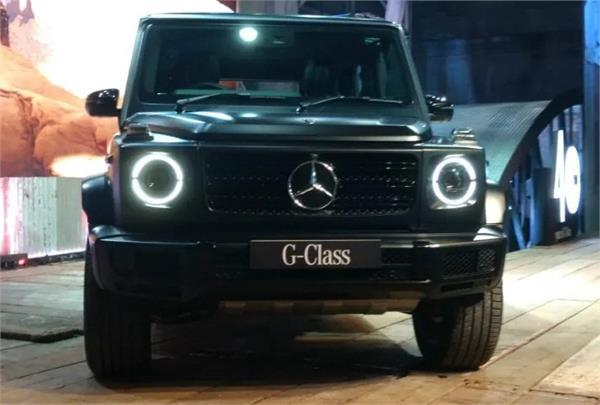 Mercedes-Benz भारत में लाई अपनी आईकॉनिक कार G-wagon